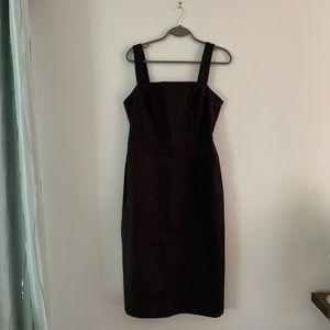 Banana Republic Fitted stretch sheath dress